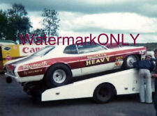 "Rufus Boyd ""Brooklyn Heavy"" 1974 Plymouth Duster ""Sox & Martin"" Pro Stock PHOTO!"