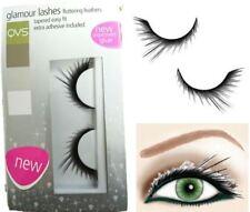 QVS Glamour False Feather Eye Lashes Adhesive Fake Eyelash Volume Masacara Glue