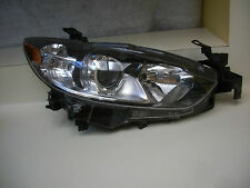 MAZDA 6 GS 14 15 HEADLIGHT LAMP OEM  HALOGEN RH GENUINE FACTORY
