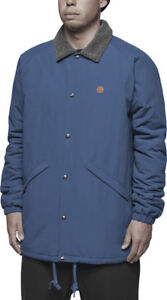 ThirtyTwo RIVAL Mens Snowboard Jacket Large Blue NEW