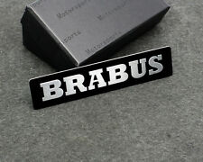 BRABUS Car Decoration Trunk Emblem Badge Body sticker Accessories for Mercedes