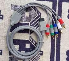 Cable de componente cable para consola Nintendo Wii HD AV TV