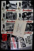 H50 Lot Fotobusta Pistoleros Johnny Ringo Mary Castle, Jim Davis, Witney