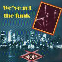 "Infobeat  We've Got The Funk 12"" Vinyl Schallplatte 36371"