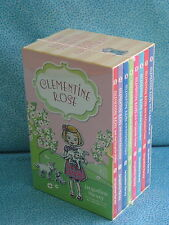 CLEMENTINE ROSE - EIGHT DELIGHTFUL ADVENTURES JACQUELINE HARVEY NEW SEALED 1 - 8