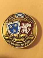 Society Of William Wallace Andrew De Moray Coin