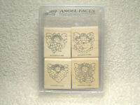 Cc Rubber Stamps Eyelet Trim 1996  Wooden Rubber Stamp