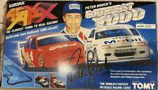 Aurora AFX Peter Brock Bathurst 1000 Slot Car Setc