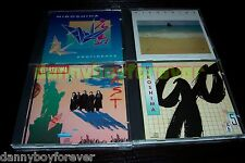Hiroshima NM USA DADC 4 CD Lot 1. Another Place 2. Go 3. East 4. Providence