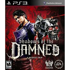 PS3 Games Shadows Of The damned Brand New & Sealed