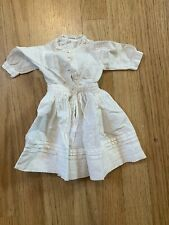 Antique 117 Years Old White Baby Gown
