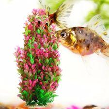 Plastic Aquarium Plants Tropical Fish Tank Artificial Aquatic Decorative Plant.