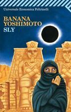 Sly, BANANA YOSHIMOTO, FELTRINELLI LIBRI, CODICE:9788807815751