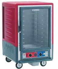 Metro C535-Cfc-4 1/2 Mobile Holding/Proofing Cabinet Fixed Wire w/ Clear Door