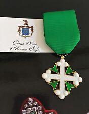 Croce da Cavaliere Ordine dei Santi Maurizio e Lazzaro