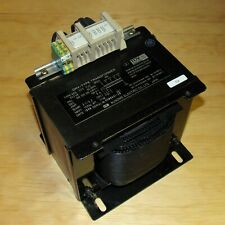 Nunome Electric 500VA 200/220/230/240V to 100V Dry-Type Transformer NES 500 TUV