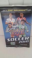 UPPER DECK SOCCER 2010 MLS 1 SINGLE PACKET TRADING CARDS