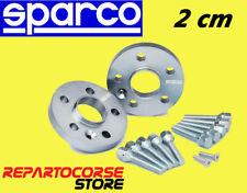ENTRETOISES SPARCO 20mm SEAT IBIZA 2 - 3 (II-III) - AROSA - CORDOBA - TOLEDO