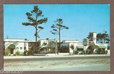 VINTAGE POSTCARD LLOYD'S MOTOR HOTEL & RESTAURANT MYRTLE BEACH SOUTH CAROLINA