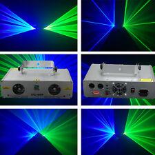 400mW GB DMX Laser Light Disco DJ  Stage Party Lighting show equipment projecto