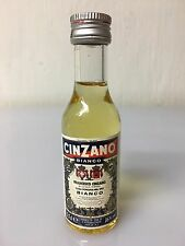 Mignon Miniature Cinzano Bianco Vermouth 5,5cl  16% Vol