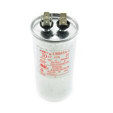 AC 450V 30uF CBB65A-1 Air Conditioner Motor Start Compressor Run Capacitor
