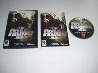 ARMA 2 II Pc DVD Rom FAST POST