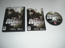 Arma 2 ii pc dvd rom rapide post