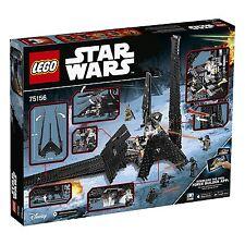 LEGO Star Wars Krennic's Imperial Shuttle Building Set 75156