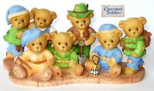 CHERISHED TEDDIES 2006 FIGURINE, SEVEN DWARFS, 4007339, LE 5000 US EXCLUSIVE NIB