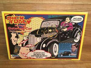 Dick Tracy Big Boy Getaway Car 1990 Playmates Toys 5725 NEW IN BOX
