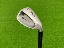 NICE Wilson Golf DEEP RED PITCHING WEDGE Right Graphite FatShaft Tri-Ply STIFF