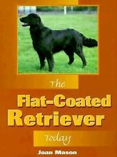 Flat-Coated Retrievers Today-ExLibrary