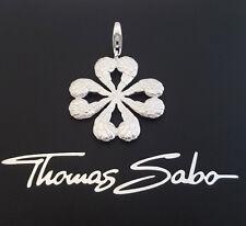 THOMAS SABO Anhänger UVP-98,00 € Federherz-Kleeblatt T0322-001-12 925er Silber