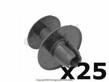 300e Mercedes 260e 300Se Trunk Panel Clip SET OF 7 #000 990 57 92 400e