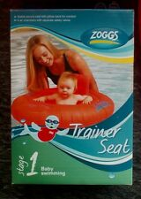 Zoggs Swimming Baby Trainer Seat - 3-12 Months - Stage 1
