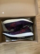 Adidas UltraBOOST Uncaged Purple/ Active Blue/ Shock Red Size 10 D97404