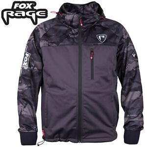 Fox Rage Windblocker - Regenjacke, Angelbekleidung, Kleidung, Jacke, Angeljacke