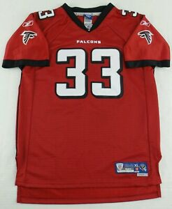 Vintage Reebok NFL Atlanta Falcons Michael Turner Football Jersey Size Youth XL