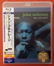 John Coltrane Blue Train Japon Blu-Ray Audio NOUVEAU Note Bleue Classique Poo