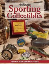 NEW BOOK  Warman's Sporting Collectibles - Russell E Lewis
