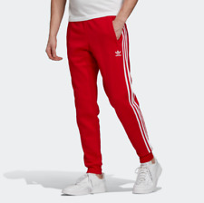 Adidas Men's Originals 3-Stripes Pants Basic Sportswear Casual Clothing Joggers