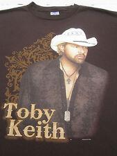 TOBY KEITH Biggest & Baddest Tour XL concert T-SHIRT