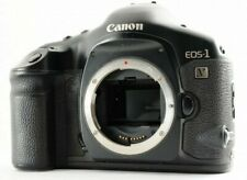 Excellent+++ Canon EOS 1V 35mm SLR Camera Body with Case From JAPAN