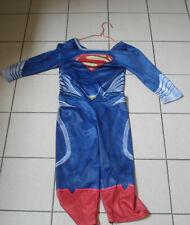 deguisement SUPERMAN 4ans
