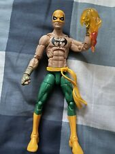 Marvel Legends Iron Fist Loose Used From Defenders Box Set Amazon Exclusive
