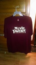 Movie Tavern T-shirt XXL - Anchor man quote on the back