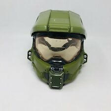 Halo Master Chief Tactical Helmet #ssept19-183 W/ Voice Lines Genuine Authentic