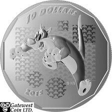 2015 $10 Fine Silver Coin - Looney Tunes (TM) ; ''Suffering Succotash!'' (17351)