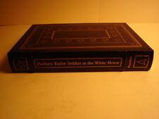 Holman Hamilton; Zachary Taylor ZACHARY TAYLOR SOLDIER IN THE WHITE HOUSE Easton
